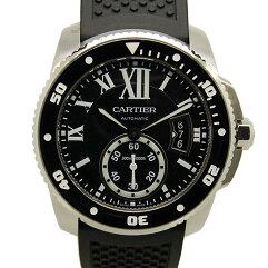 CARTIER【カルティエ】 W7100056 腕時計 SS メンズ