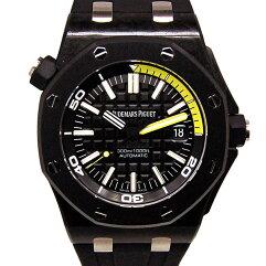 AUDEMARS PIGUET【オーデマ・ピゲ】 腕時計 /フォージドカーボン メンズ