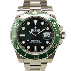ROLEX【ロレックス】 116610LV 9469 腕時計 SS メンズ