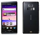 [中古 ジャンク] docomo REGZA Phone T-01D ブラック 本体のみ【送料無料】【エコモ】