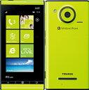 [中古 Cランク] au Windows Phone IS12T シトラス 本体のみ【送料無料】【エコモ】