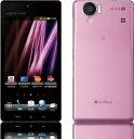[中古 訳あり] softbank AQUOS PHONE 102SH2 ピンク 本体のみ【送料無料】【エコモ】