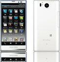 [中古 Cランク] softbank AQUOS PHONE Xx 106SH ホワイト 本体のみ【送料無料】【エコモ】