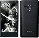 [中古 訳あり] softbank AQUOS PHONE Xx 203SH ブラック 本体のみ【送料無料】【エコモ】