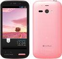 [中古 訳あり] softbank AQUOS PHONE ss 205SH ピンク 本体のみ【送料無料】【エコモ】