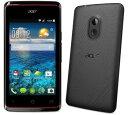 Acer Liquid Z200 Android 4.4 AndroidデュアルSIM&SIMロックフリー ブラック 全て有 Bランク 【白ロム】【中古】【中古スマホ】【中古携帯】【エコモ】