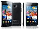 [中古 Bランク] SIMフリー Samsung Galaxy S2 GT-I9100G ブラック 本体のみ 【送料無料】【エコモ】