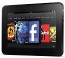 [中古 Cランク] Kindle Fire HD 16GB X43Z60 ブラック 本体のみ【送料無料】【エコモ】