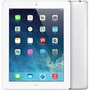 【第4世代】softbank iPad 4 Wi-Fi+Cellularモデル 32GB ホワイト 本体のみ ジャンク 【送料無料】【エコモ】