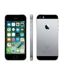 [中古 Bランク] softbank iPhone SE 16GB グレイ 本体のみ 【送料無料】【エコモ】