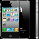 [中古 Cランク] softbank iPhone4 16GB ブラック 本体のみ【送料無料】【エコモ】