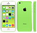 白ロム 中古 au iPhone 5c 16GB グリーン 本体 訳あり IMEI:358542055263429 iPhone 中古 送料無料 当社3ヶ月保証