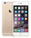 ポイント5倍 中古 Aランク SIMフリー iPhone6 64GB ゴールド 本体のみ 【白ロム】【スマホ】【格安スマホ】