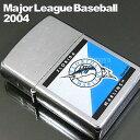 ZIPPO ジッポ ライター ジッポライター Florida Marlins フロリダ・マーリンズ 2004年 MLB