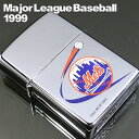 【ZIPPO】ジッポ/ジッポー New York Mets ニューヨーク・メッツ 1999年 MLB