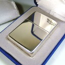 【ZIPPO】ジッポ/ジッポー 純銀15番 High Polish Sterling Silver(ツヤ有り) スターリングシルバー