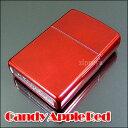 ジッポ ZIPPO ライター Candy Apple Red キャンデーアップルレッド 21063