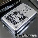【即納】【アルコール】【楽ギフ_名入れ】Zippo Jack Daniel's Ask Jack ジャックダニエル ウィスキー ジッポ 21170