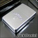 【即納】【アルコール】【楽ギフ_名入れ】Zippo Jack Daniel's Swing Logo ジャックダニエル ウィスキー ジッポ 24001