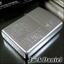 【在庫限り】【即納】【アルコール】【楽ギフ_名入れ】Zippo Jack Daniel's ジャックダニエル ウィスキー ジッポ 24245