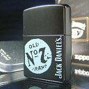 【即納】【アルコール】【楽ギフ_名入れ】Jack Daniel's Old No.7 ジャックダニエル ウィスキー ジッポ 21172