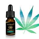 NATUuR Premium CBD E-Liquid - Original Leaf(オ...