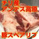 上質チリ産=【豚スペアリブ】=BBQや煮込み料理、グリル料理に最適!/1kg(300?400g×3塊