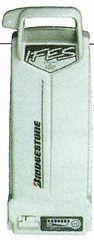 ブリヂストン(BRIDGESTONE)  ヤマハ【アシスタファイン用】 電動自転車 ニカドバッテリー PAS X10 (F895010):ジテンシャデポ