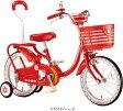 【2007年モデル】BRIDGESTONE(ブリヂストン)子供用自転車(補助輪付き) ハローキティ(デラックス) 18インチ