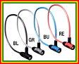 ブリヂストン (BRIDGESTONE) 自転車用ワイヤー錠 「エブリロック」 (WL-EVL)
