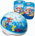 【2009年モデル】BELL(ベル) 幼児/子供用ヘルメット&ひじひざパットのセット 「COMBO PACK」(コンボパック)
