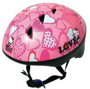【2010年モデル】サンリオ ちゃりんくるヘルメット 「SG-Jr ハローキティ」 ピンク