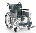 自走式(自繰式)車椅子 カワムラサイクル KA-202SB 軽量アルミ 背折れ式 バンド式介助