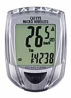 CATEYE(キャトアイ)サイクロコンピューター(メーター)CC-MC100W
