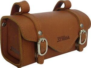 【2011年モデル】STRIDA(ストライダ)専用レーザーサドルバッグ(LEATHERSADDLEBAG)