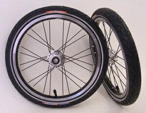 """【2011年モデル】ストライダ5.0用ホイールセット(STRID5.016""""WheelSets)"""