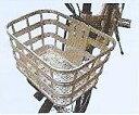 【AERO ASSISTANT】エアロ アシスタント 電動自転車 20インチ専用 アルミバスケット
