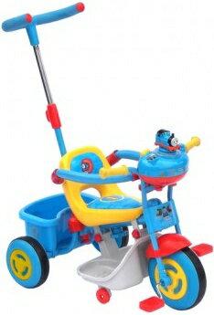 (上尾工業) かじ取り きかんしゃトーマス三輪車