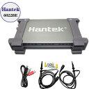 PC USB デジタルオシロスコープ Hantek 6022BE 2Ch 20MHz 48MSa/s オリジナル日本語説明書付き