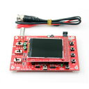 DSO138オシロスコープ(フルアセンブル) 2.4 TFT 電子学習セット 1Msps DIY