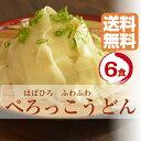 ぺろっこうどん 2人前 ×3袋(6人前)小山製麺 ワンタン の皮のようなふわっとした食感がやみつき ...