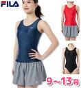 水着 タンキニ レディース スポーティ 【FILA(フィラ)】 女性 3点セット 9号/11号/13号