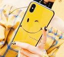 【メール便送料無料】iPhoneXS Maxケース iPhone XR iPhone XS ケース iPhone X ケース 大人女子 iPhone8 ケース iPhone8Plus iPhone7ケース iPhone7Plus iPhone6 ケース iPhone6s iPhone6Plus ケース かわいい ニコちゃん スマホケース 韓国 ペア おもしろケース