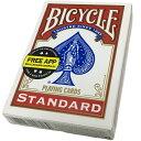 バイスクル BICYCLE トランプ ライダーバック ポーカーサイズ レッド