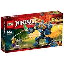 LEGO レゴ ニンジャゴー ニンジャ・バトルウォーカー 70754