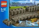 LEGO レゴ シティ フレキシブルレール 7499