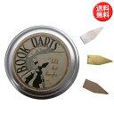 BOOK DARTS ブックダーツ マルチカラー 3色ミックス 75個 缶入り
