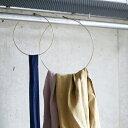 【クーポン対象外】【fog linen work 】ブラスサークル (L) 男前インテリア シンプル DIY 模様替え 真鍮● 新生活