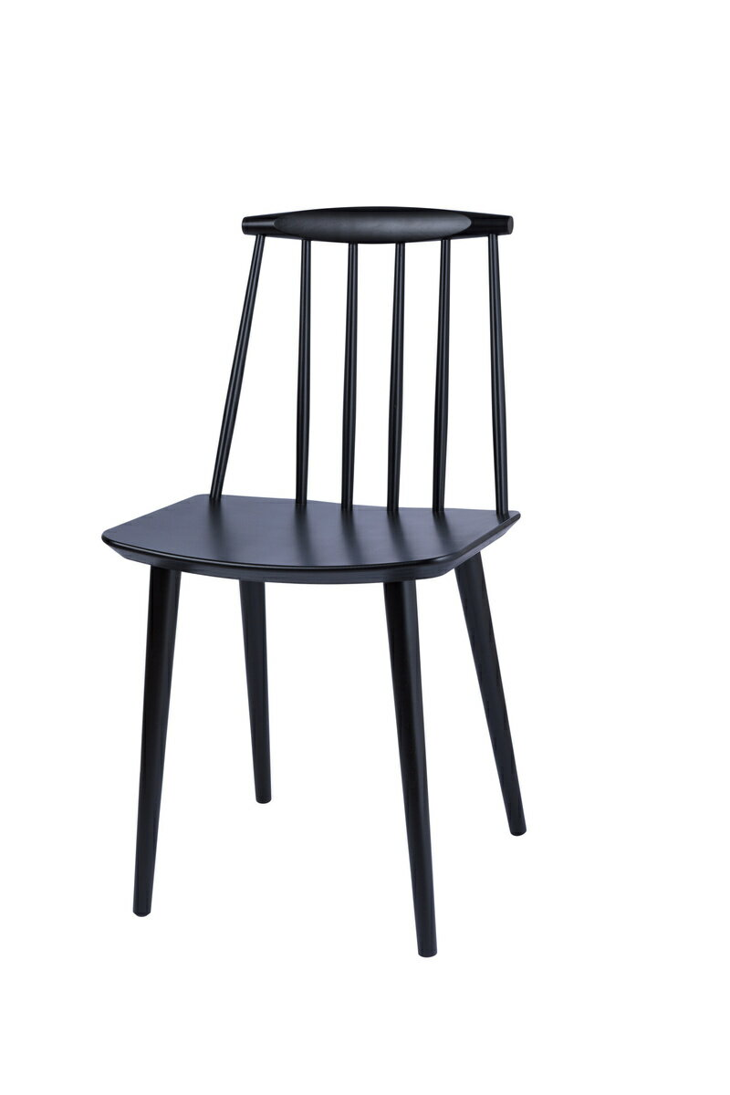 北欧家具 HAY(ヘイ) chair (椅子)J77 Black ブラック