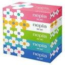 ネピア ネピネピティッシュペーパーボックス(150W 5個×...